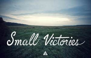 small-victories